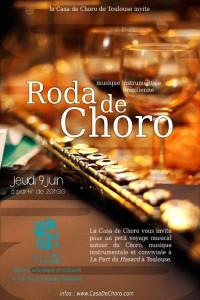 Affiche Roda de Choro LaPartduHasard_juin2016 - Copie